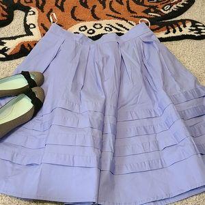 Unique eshakti vintage style flared skirt NWOT XL